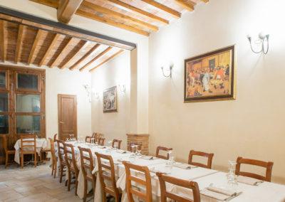 cucina tipica toscana - Ristorante Giglio Rosso sala