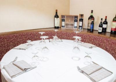 ristorante giglio rosso cucina tipica toscana -sala3