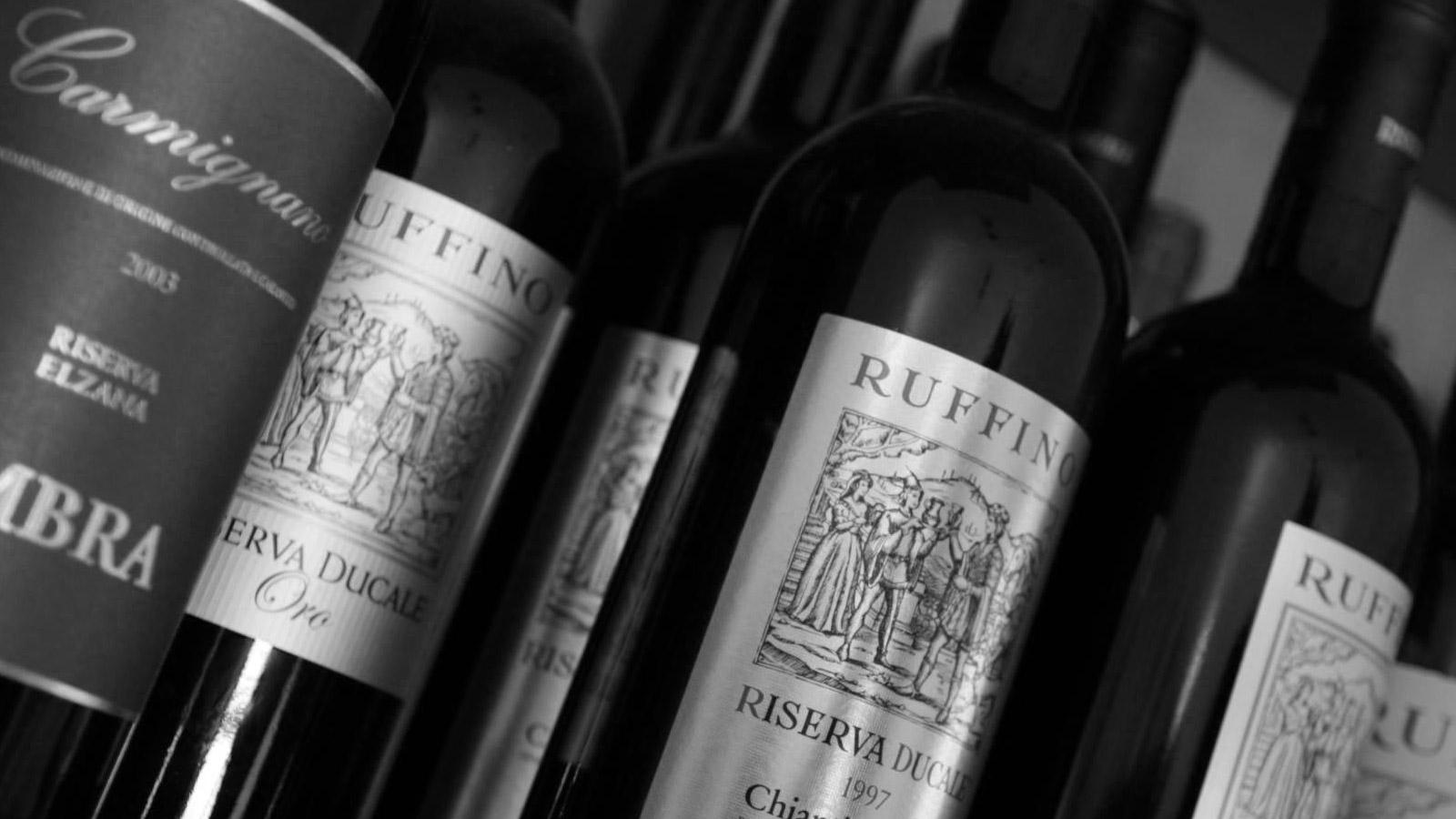 Chianti Classico e  Chianti Classico Riserve delle migliori cantine toscane - Ristorante Giglio Rosso Firenze