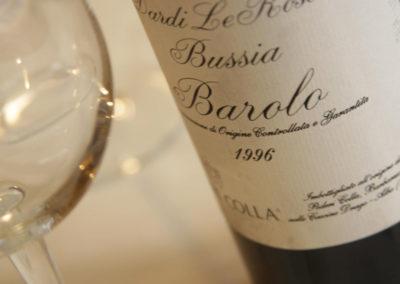 barolo - selezione di vini rossi italiani - Carta dei vini Giglio Rosso Ristorante Firenze