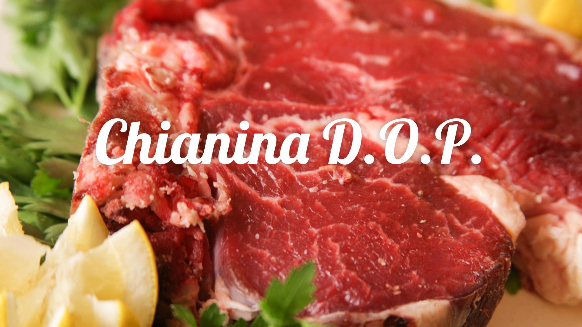 La cucina tipica toscana del Giglio Rosso: Chianina dop