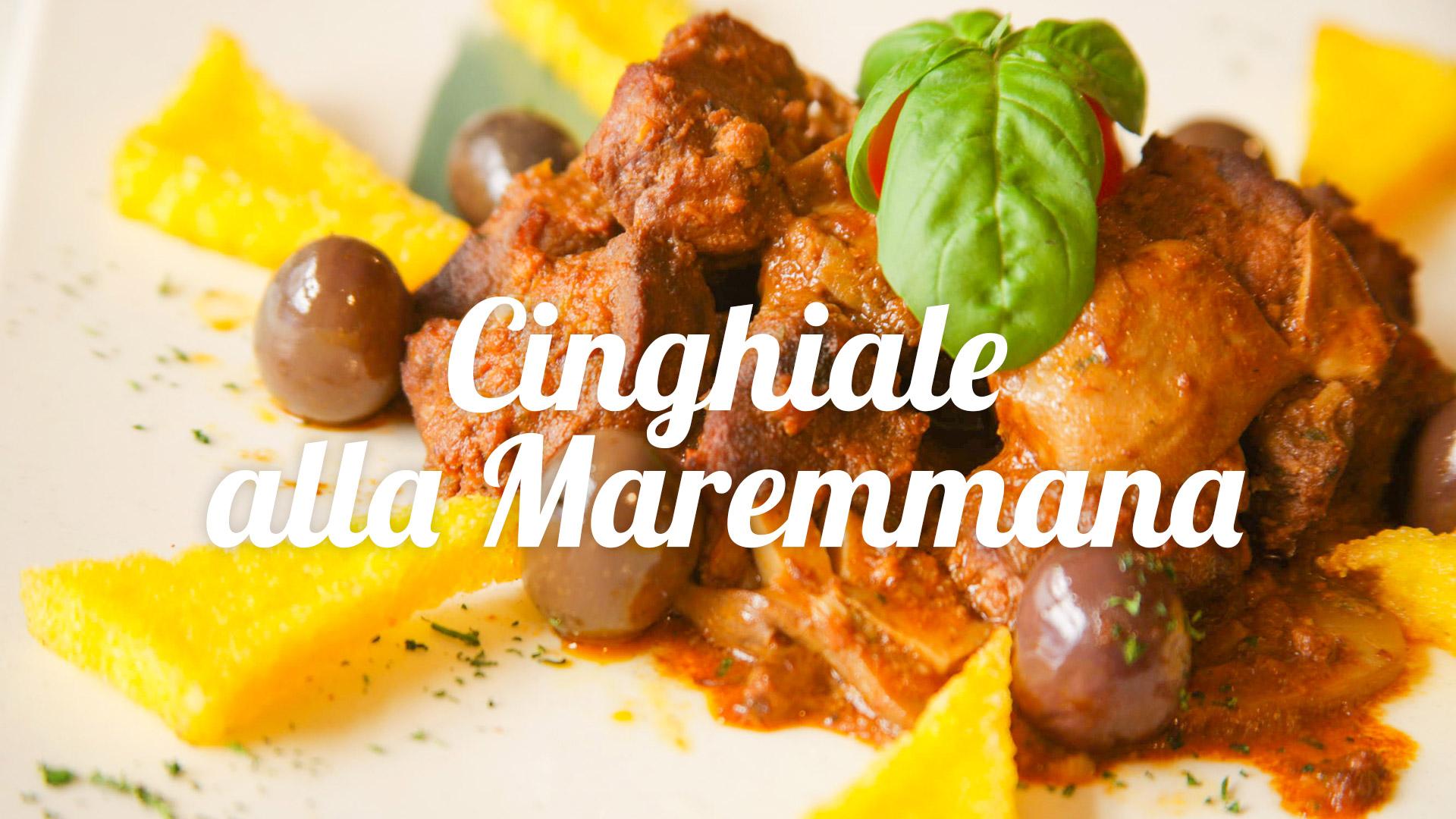 cinghiale maremmana - Ristorante Firenze Giglio Rosso