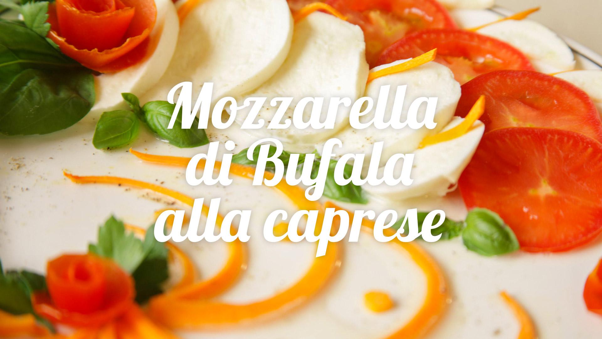 mozzarella-bufala-caprese