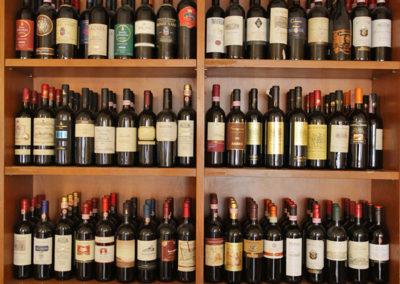 vini selezionati - Cantina Giglio Rosso Firenze